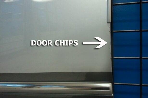 Repair Dings In Car Door Paint Chip