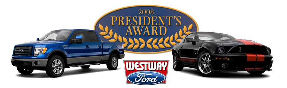 Westway ford new ford dealership in irving tx 75062 for Ford motor company customer satisfaction survey