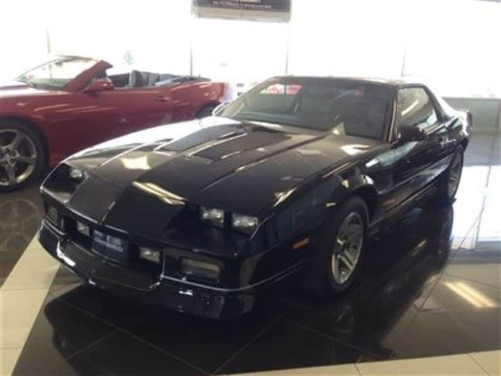 1987 Chevrolet Camaro IROC-Z /T TOP /ONE OWNER ORIGINAL Coupe