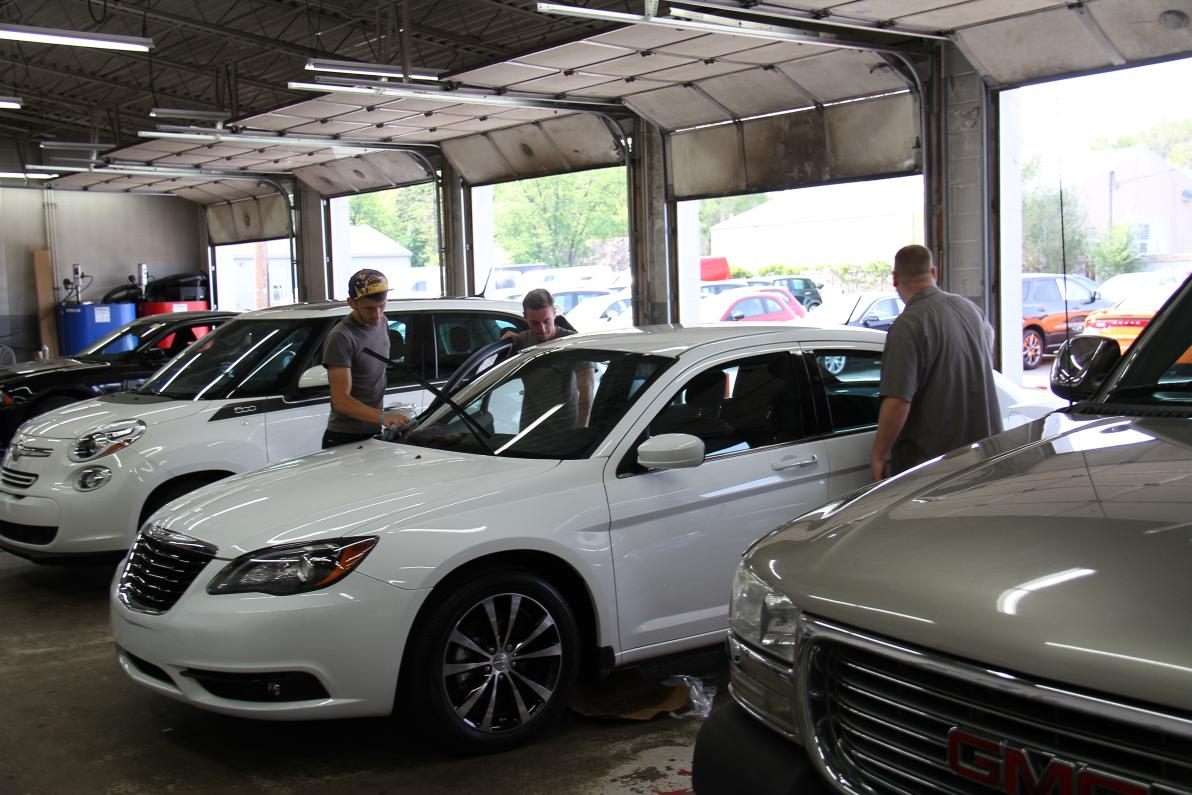 why choose yark automotive group car dealer in toledo oh