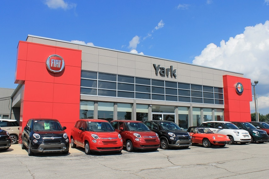 About Yark Alfa Romeo Fiat Dealership In Toledo Ohio