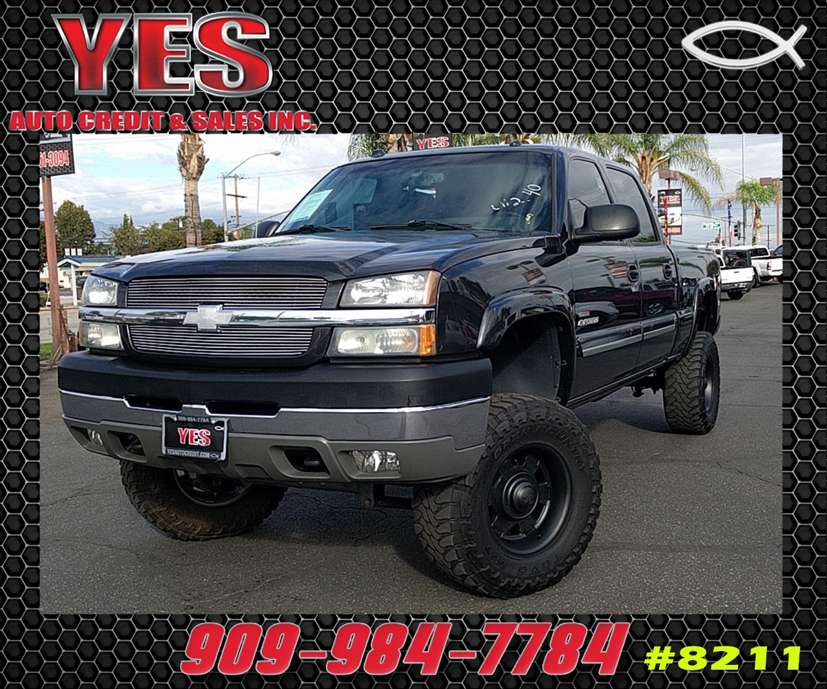 2004 Chevrolet Silverado 2500HD LT INTERNET PRICE Price does not include tax license fees ac