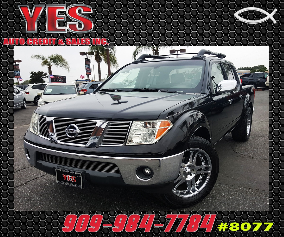 2006 Nissan Frontier LE INTERNET PRICE Price does not include tax license fees accessories a