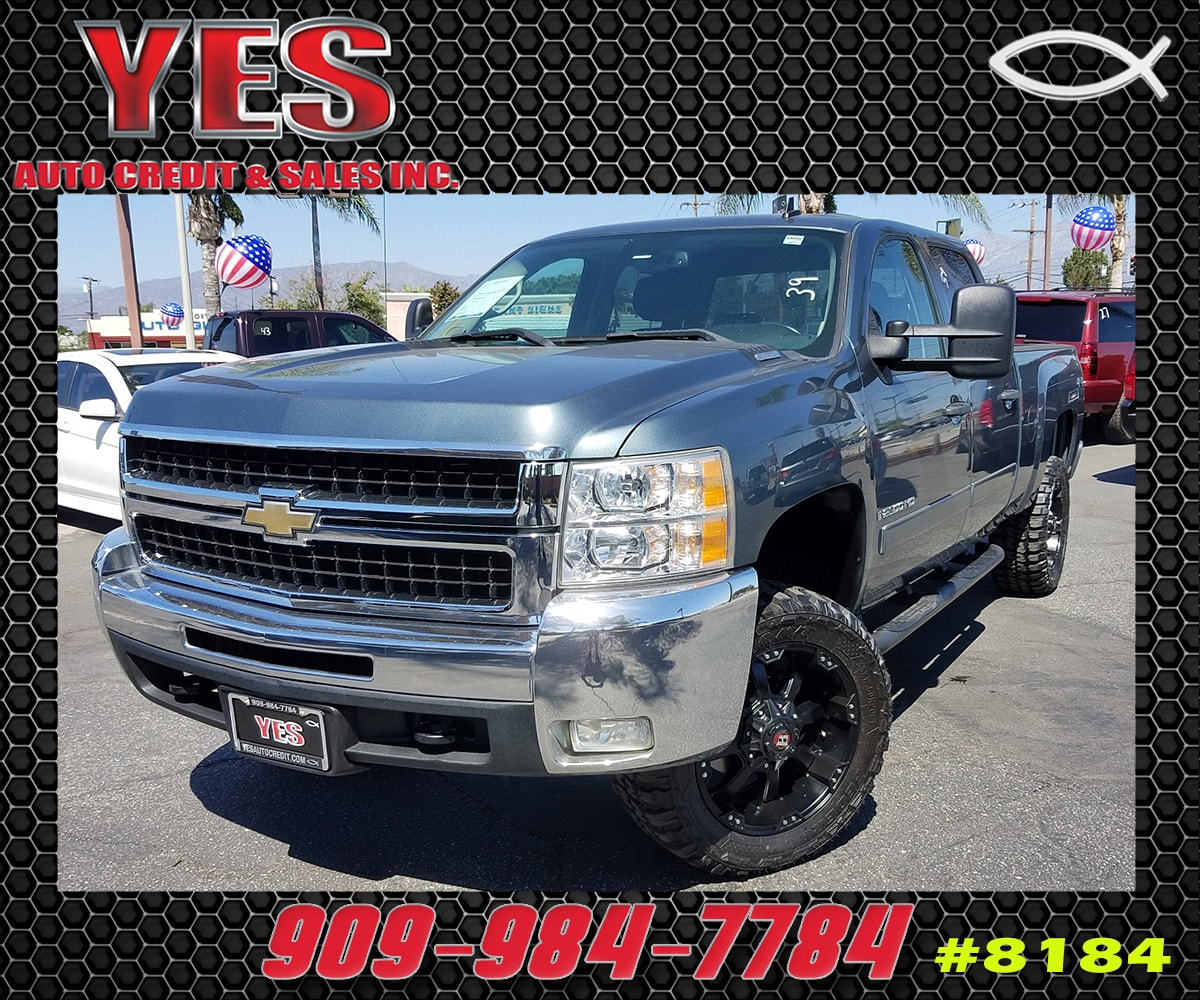 2008 Chevrolet Silverado 2500HD INTERNET PRICE Price does not include tax license fees acces