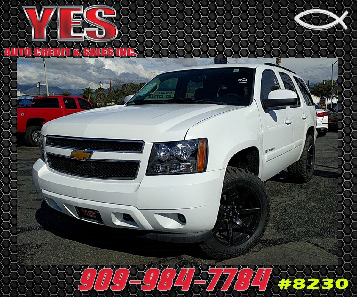 2008 Chevrolet Tahoe LT INTERNET PRICE Price does not include tax license fees accessories a