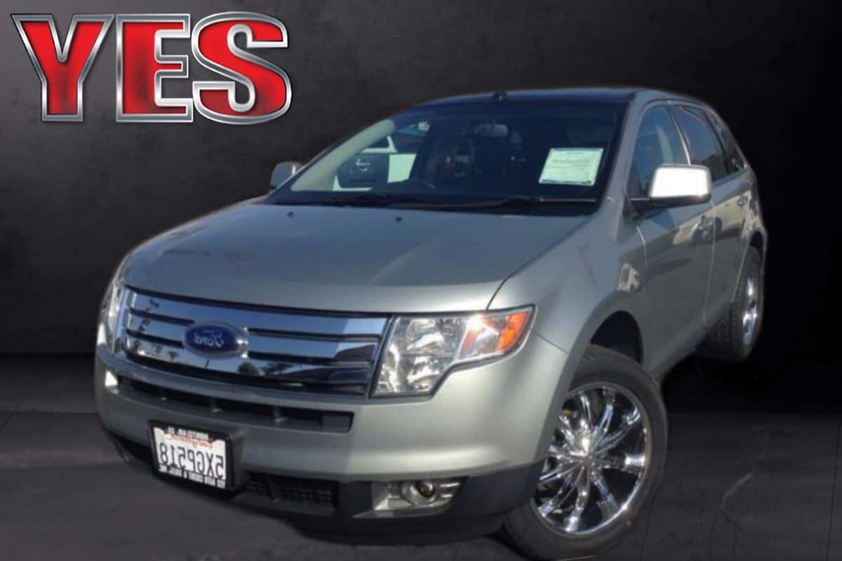2007 Ford Edge SEL Plus MANAGER SPECIAL THIS FORD EDGE IS A GREAT MID-SIZED SUV Price does not incl