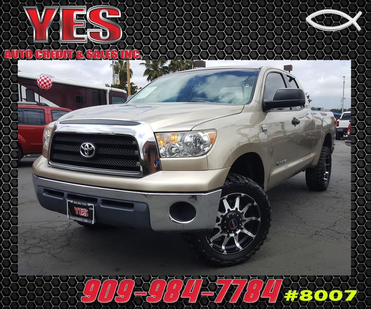 2007 Toyota Tundra SR5 47L V8 INTERNET PRICE Price does not include tax license fees access