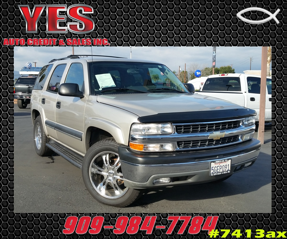 2004 Chevrolet Tahoe LS MANAGER SPECIALPrice does not include tax licence fees accessories and af