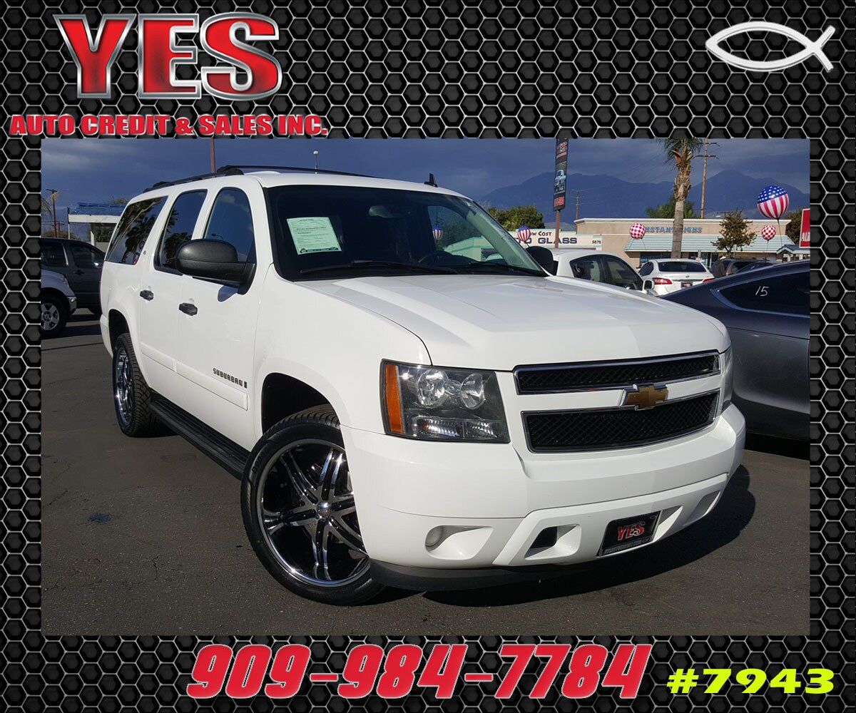 2007 Chevrolet Suburban 1500 INTERNET PRICE Price does not include tax license fees accessor