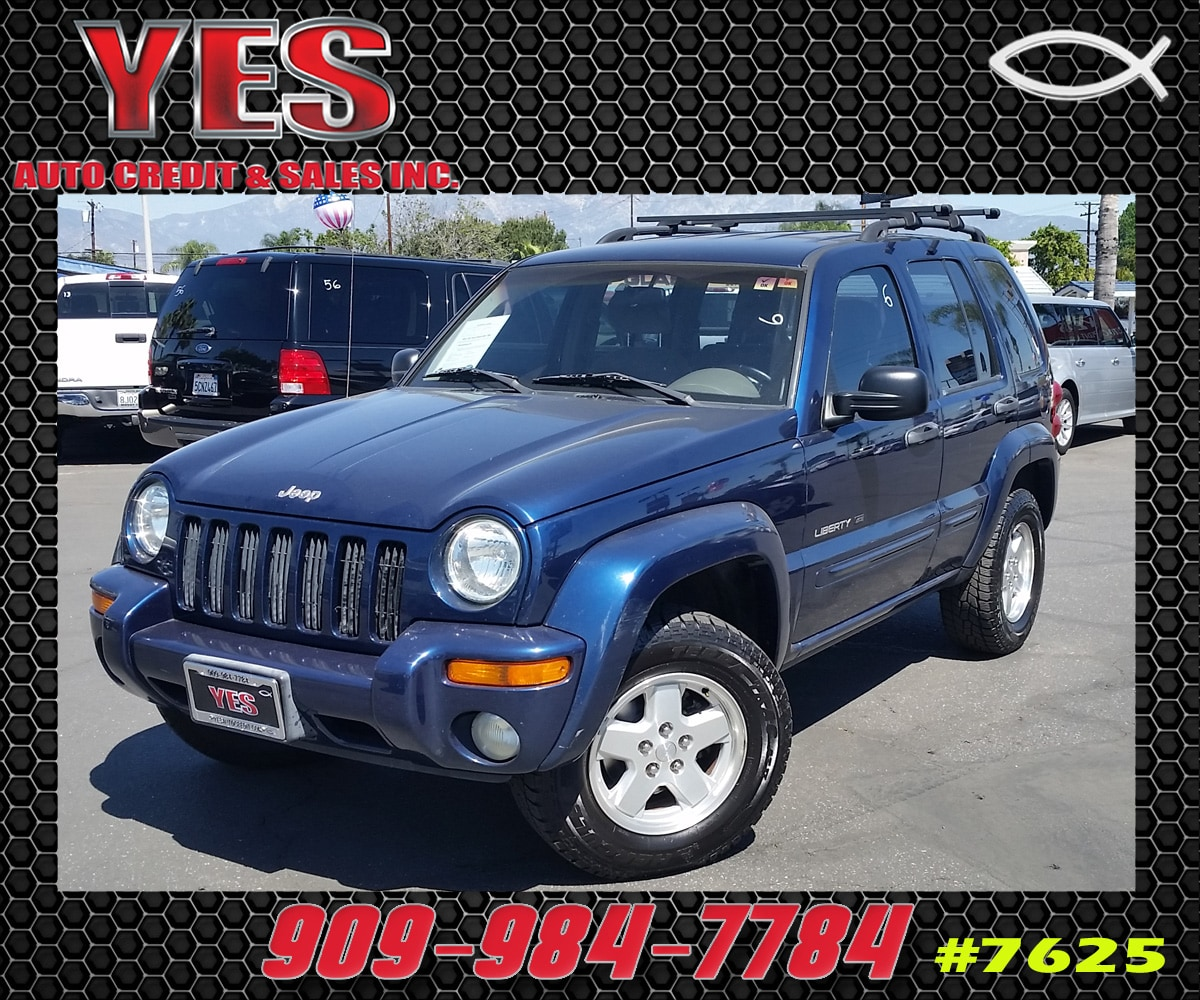 2002 Jeep Liberty Limited Edition MANAGER SPECIALPrice does not include tax licence fees accesso
