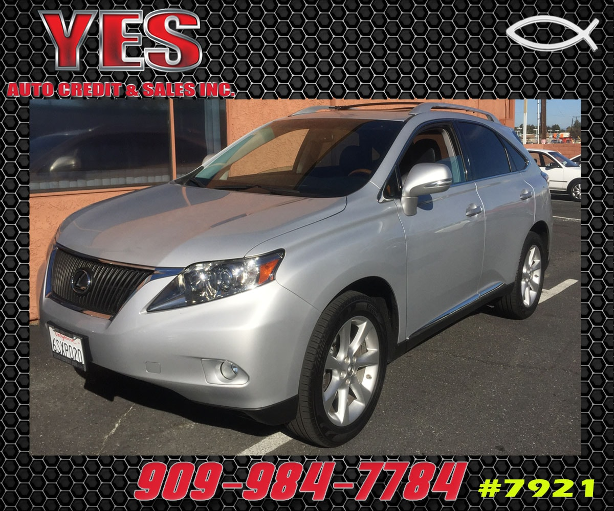 2011 Lexus RX 350 INTERNET PRICE Price does not include tax license fees accessories and aft