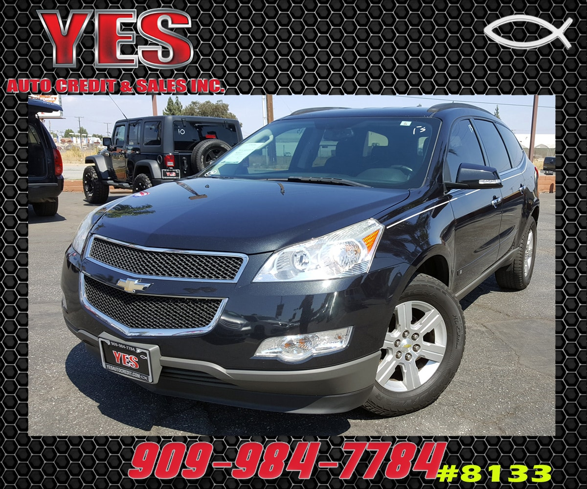 2010 Chevrolet Traverse LT w1LT INTERNET PRICE Price does not include tax license fees acce