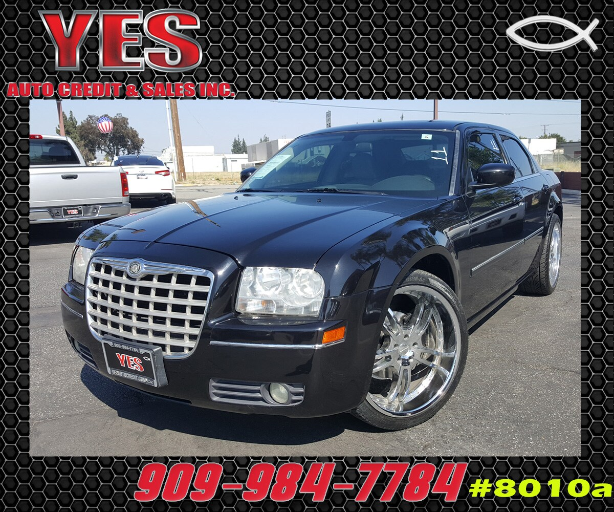 2007 Chrysler 300 Touring INTERNET PRICE Price does not include tax license fees accessories