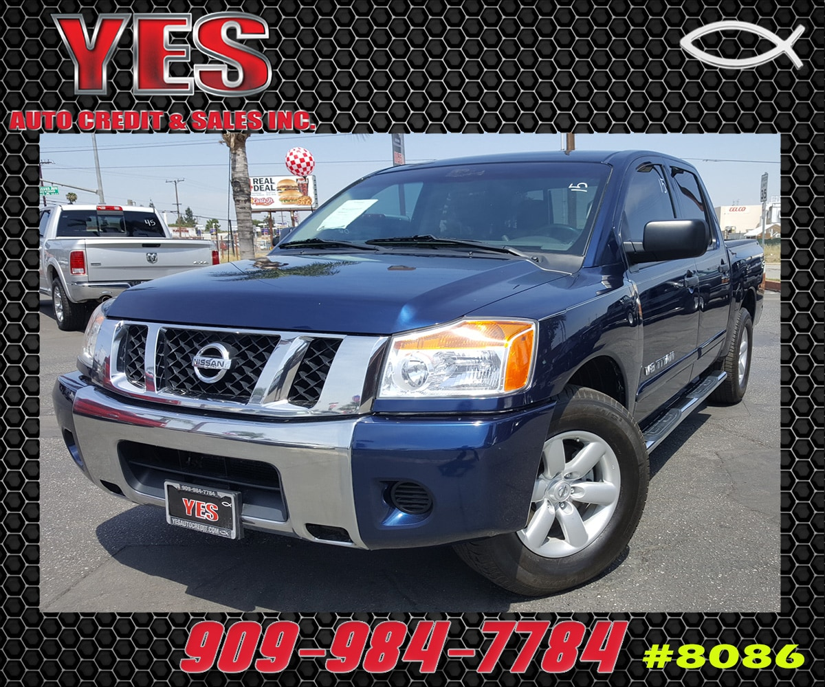 2012 Nissan Titan SV INTERNET PRICE Price does not include tax license fees accessories and