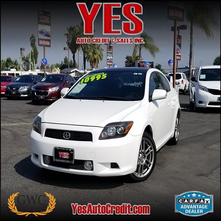 2009 Scion tC Sport Coupe INTERNET PRICE Price does not include tax license fees accessories