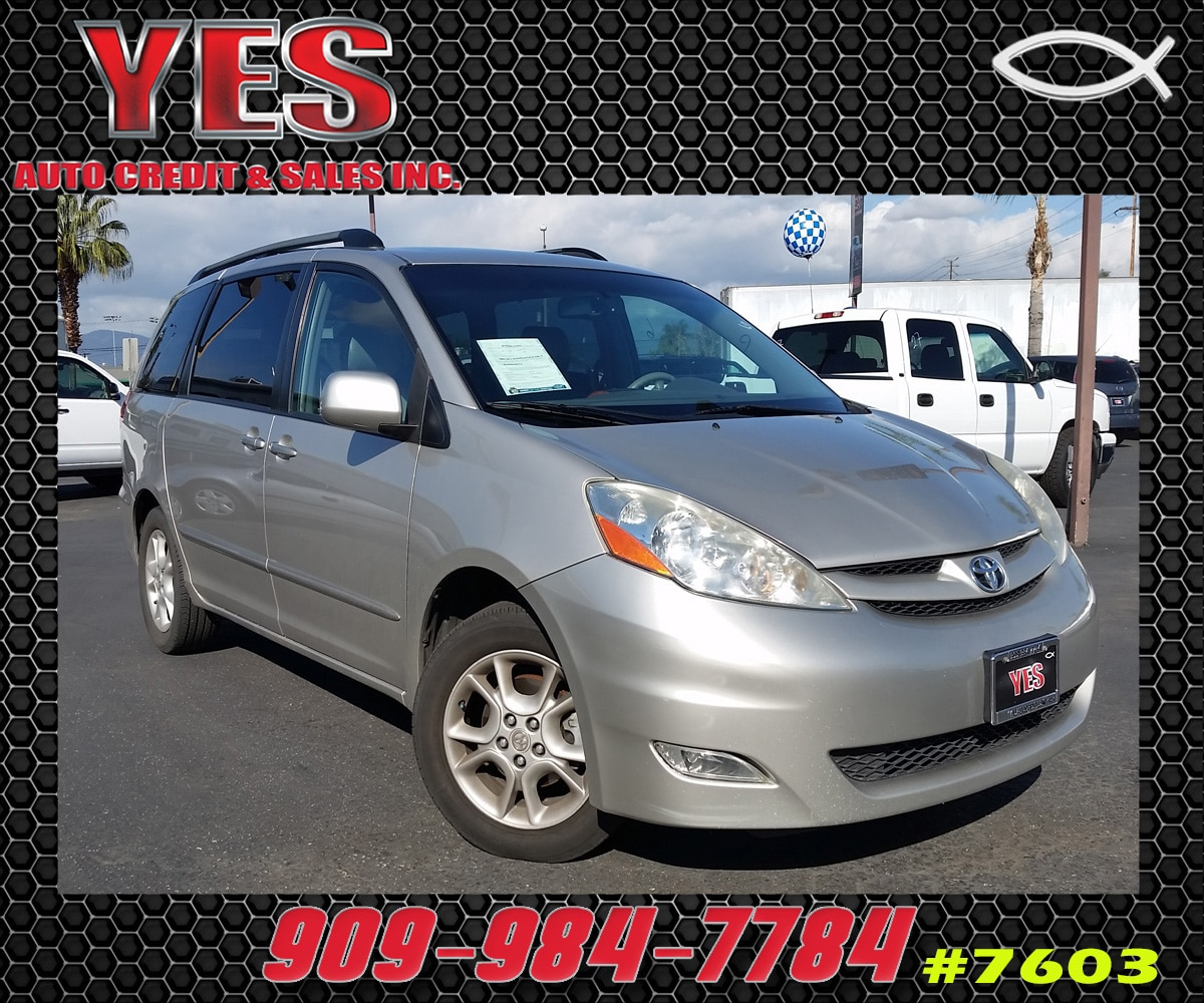 2006 Toyota Sienna XLE MANAGER SPECIALPrice does not include tax licence fees accessories and aft