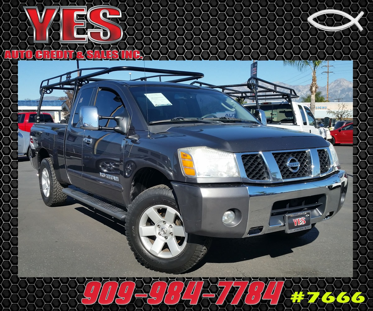 2006 Nissan Titan XE MANAGER SPECIALPrice does not include tax licence fees accessories and after
