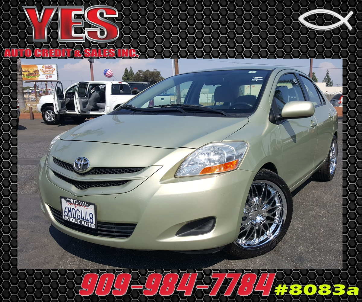 2008 Toyota Yaris Base INTERNET PRICE Price does not include tax license fees accessories an