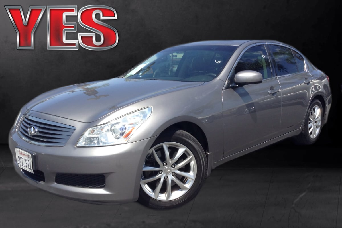 2007 Infiniti G35 MANAGER SPECIALPrice does not include tax licence fees accessories and aftermar