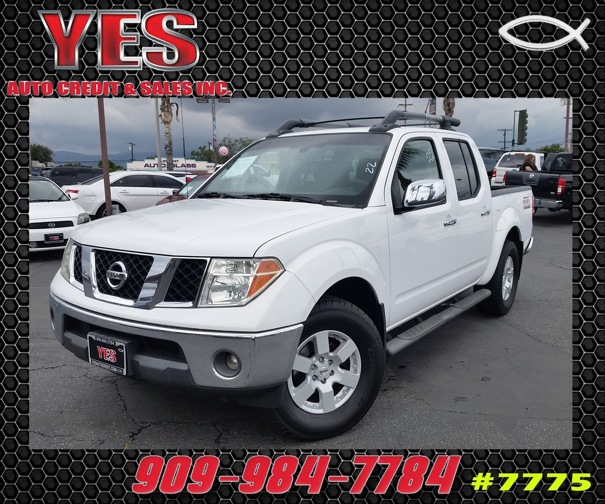 2007 Nissan Frontier LE MANAGER SPECIALPrice does not include tax licence fees accessories and a