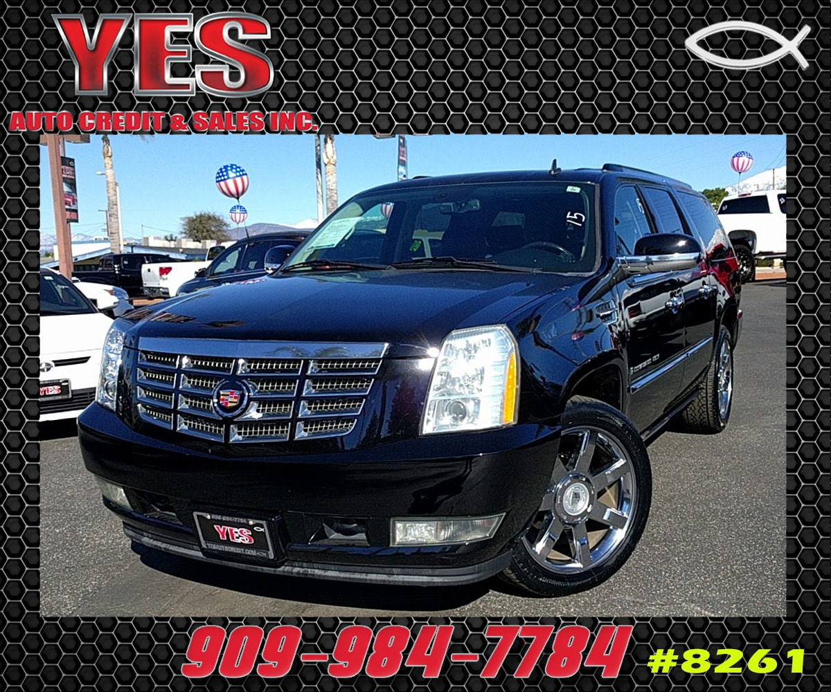 2009 CADILLAC ESCALADE ESV Base INTERNET PRICE Price does not include tax license fees acces