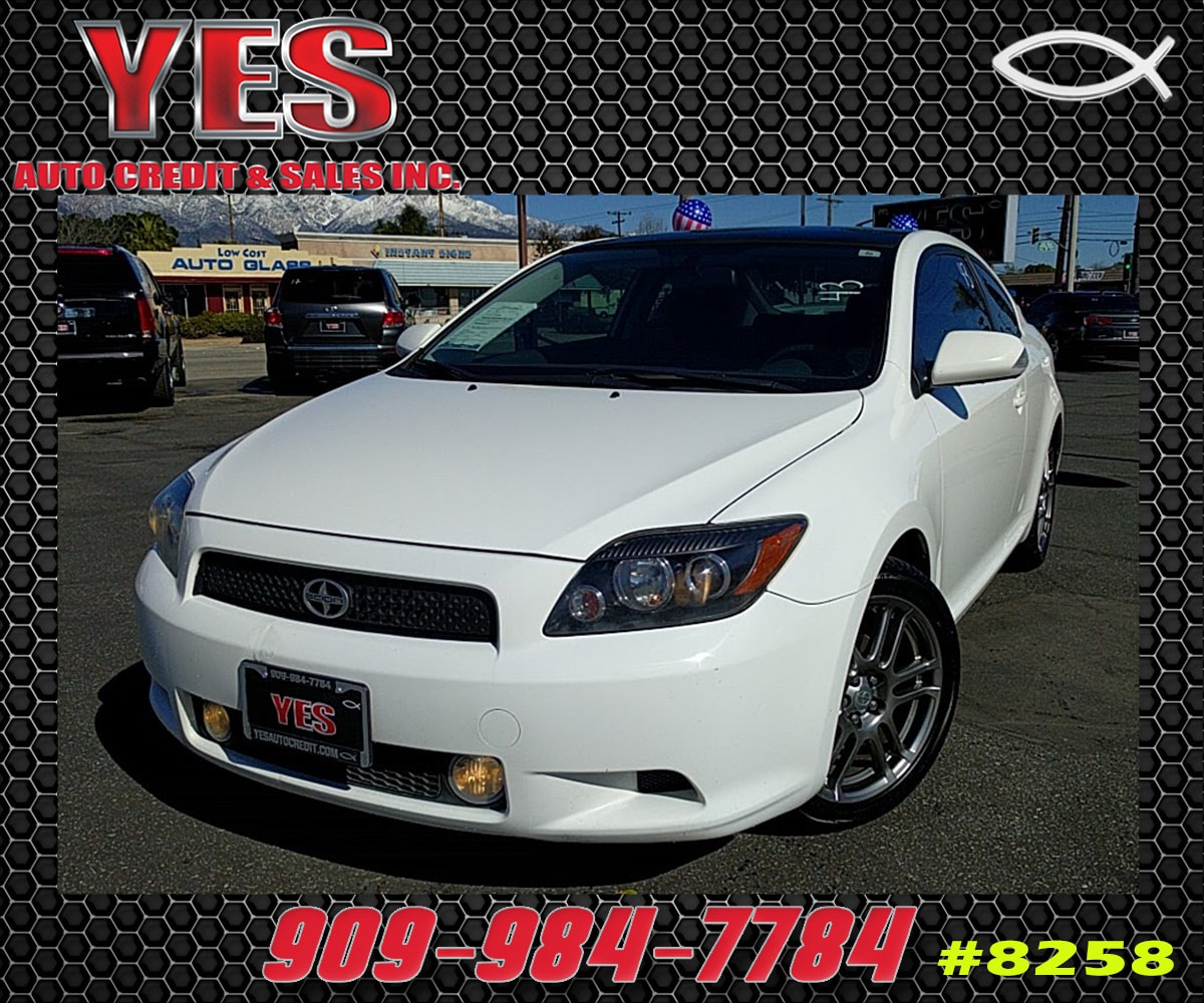 2010 Scion tC INTERNET PRICE Price does not include tax license fees accessories and afterma