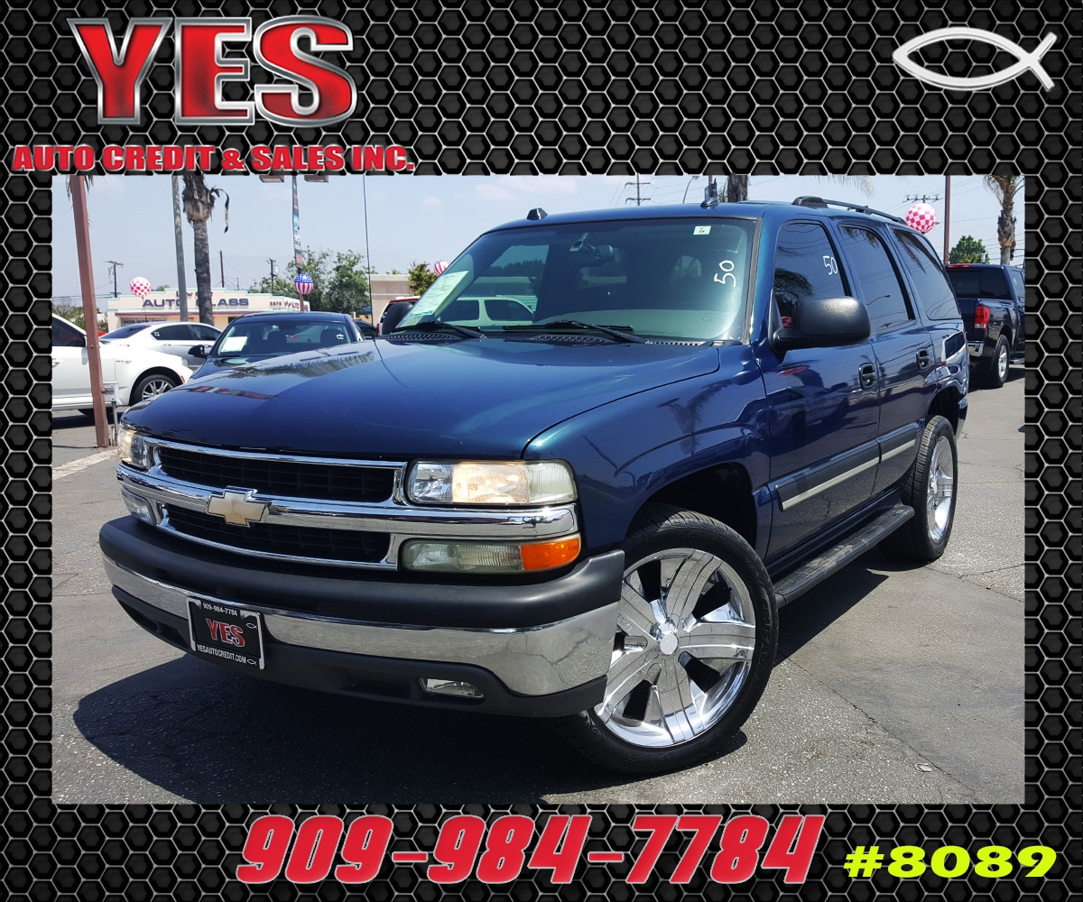 2005 Chevrolet Tahoe LT INTERNET PRICE Price does not include tax license fees accessories a