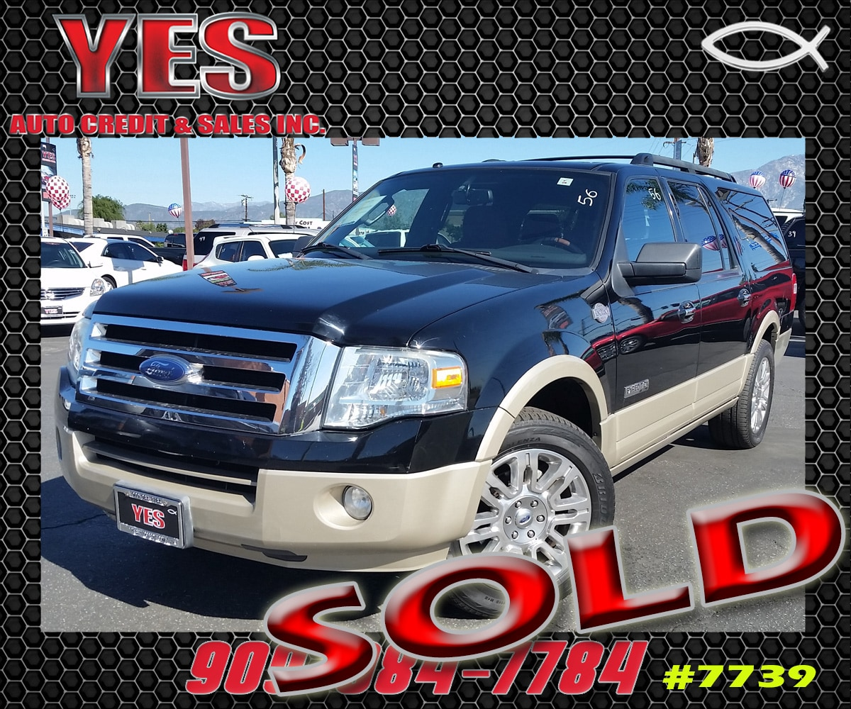 2008 Ford Expedition EL King Ranch MANAGER SPECIALPrice does not include tax licence fees access