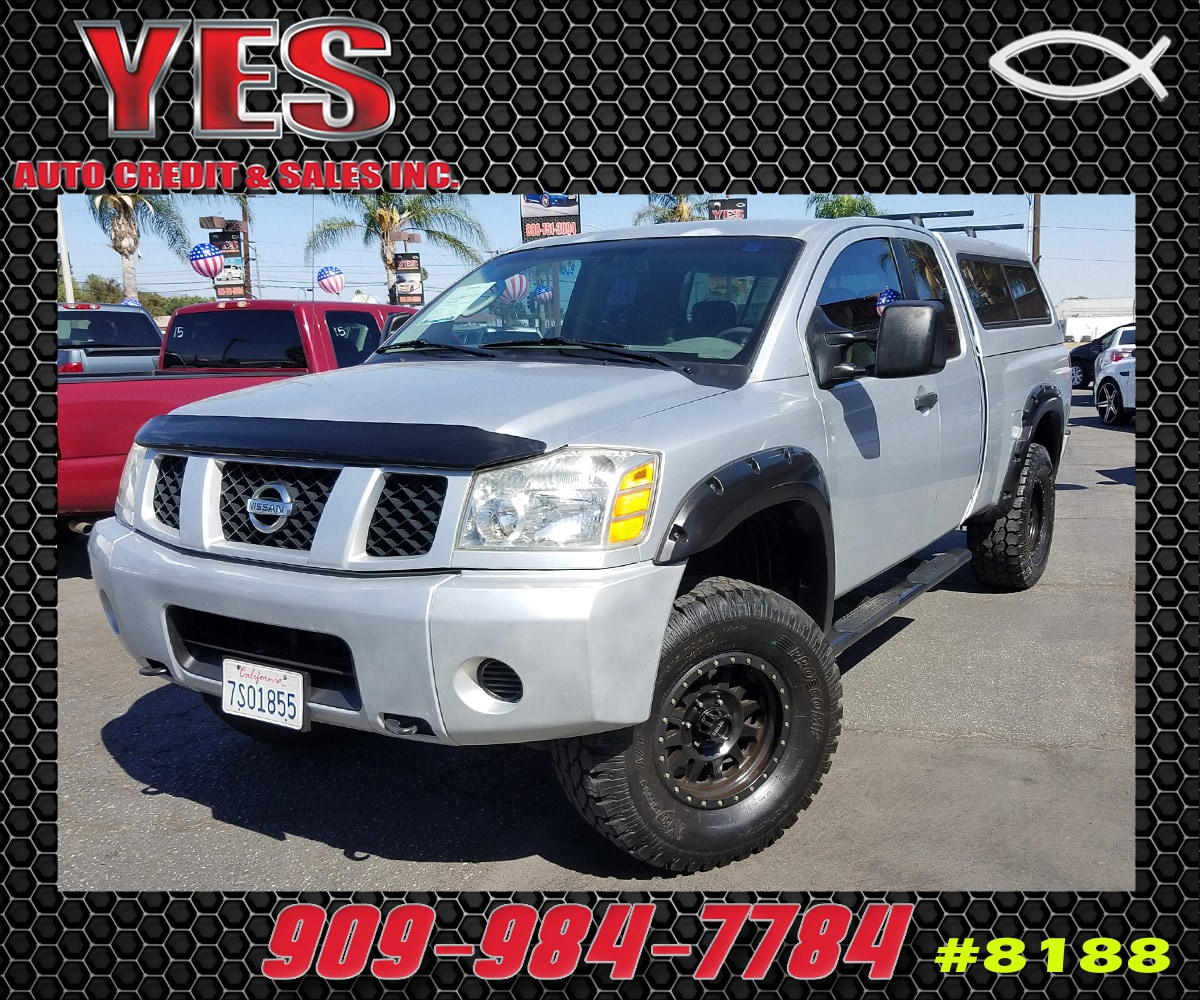 2004 Nissan Titan LE INTERNET PRICE Price does not include tax license fees accessories and