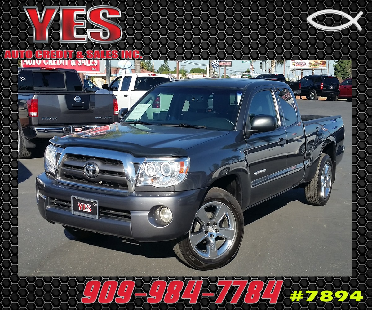 2009 Toyota Tacoma INTERNET PRICE Price does not include tax license fees accessories and af