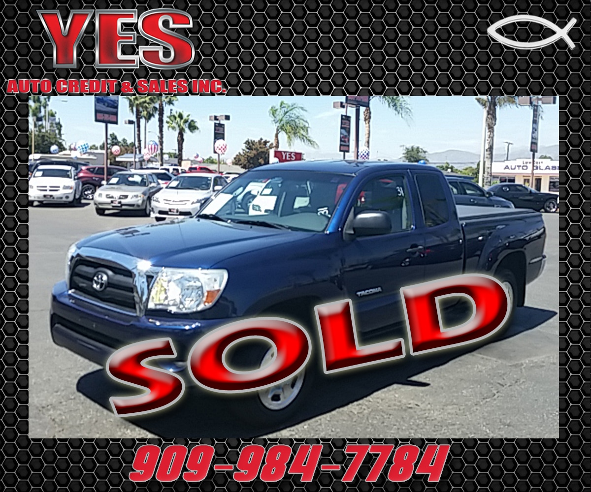 2006 Toyota Tacoma PreRunner MANAGER SPECIALPrice does not include tax licence fees accessories a