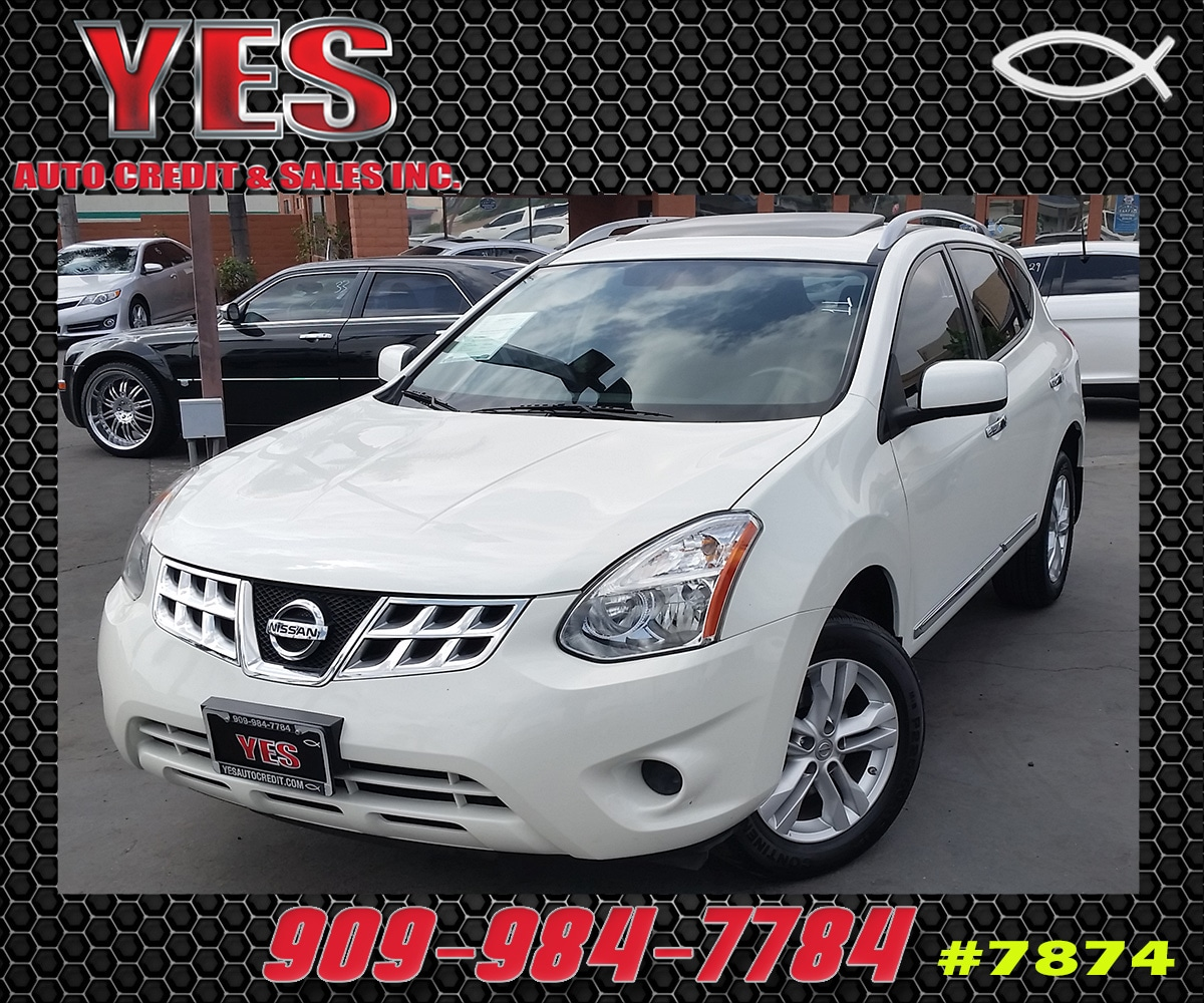 2012 Nissan Rogue SV INTERNET PRICE Price does not include tax license fees accessories and