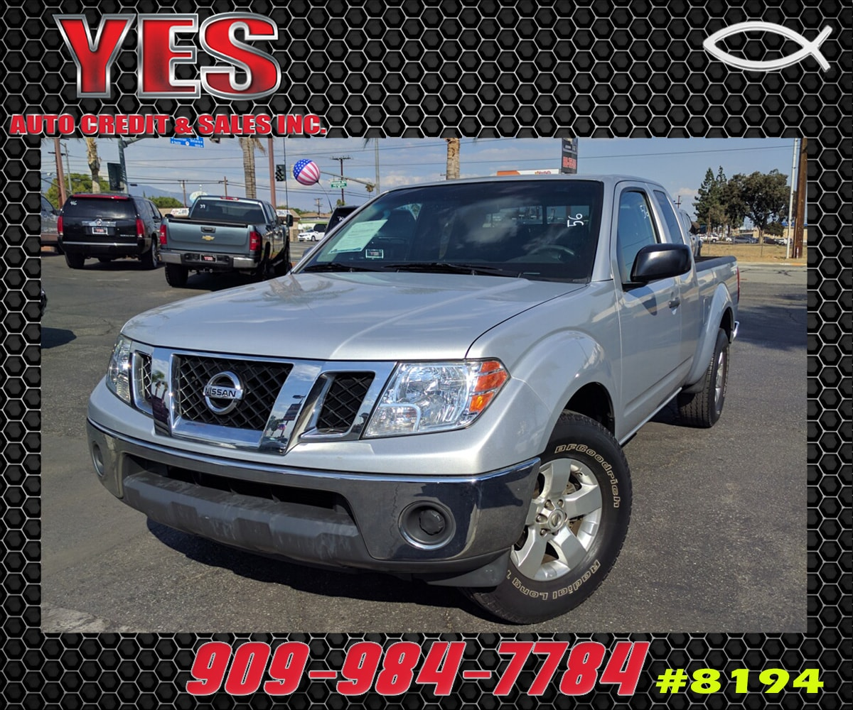 2011 Nissan Frontier S INTERNET PRICE Price does not include tax license fees accessories an