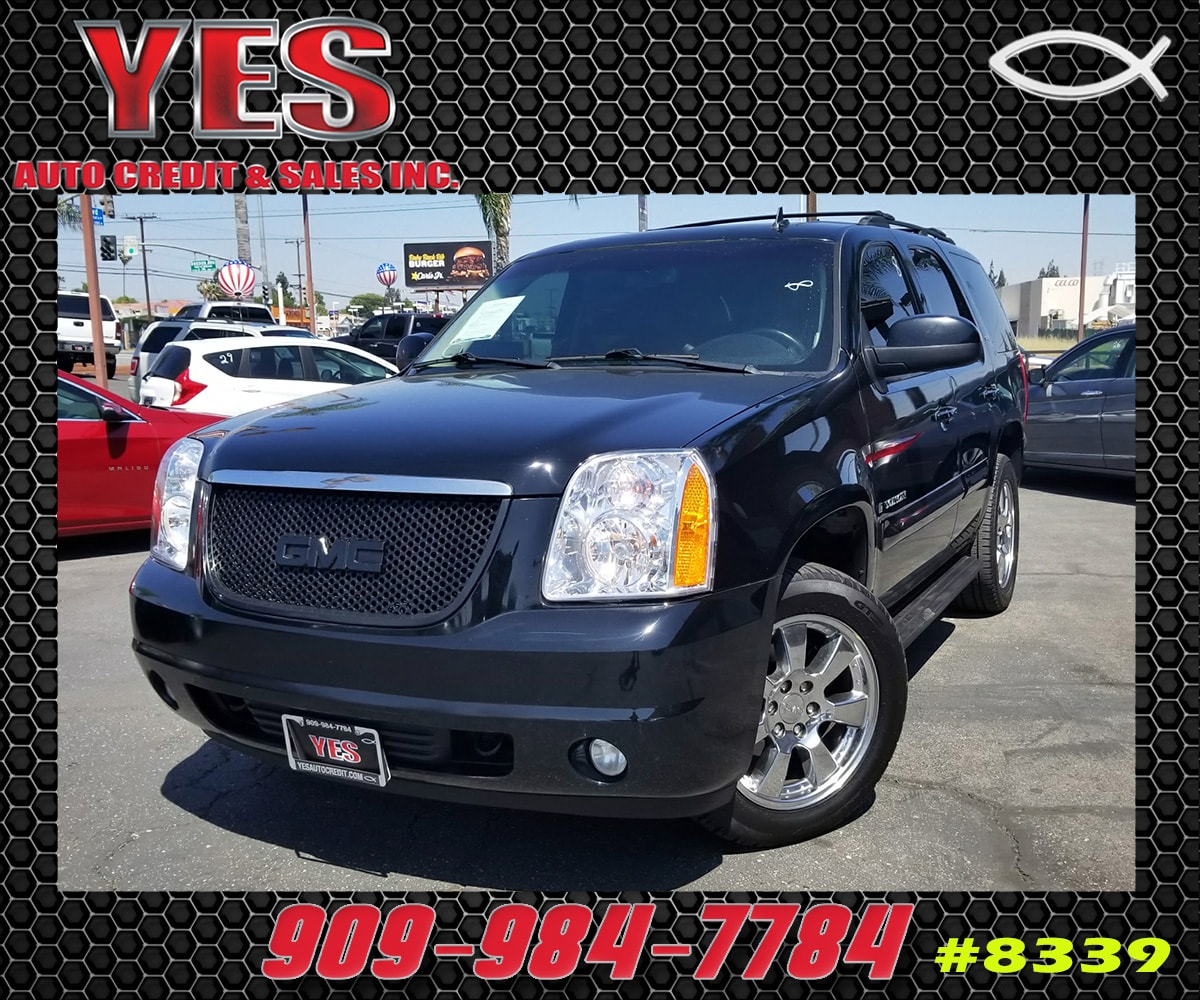 2008 GMC Yukon INTERNET PRICE Price does not include tax license fees accessories and afterm
