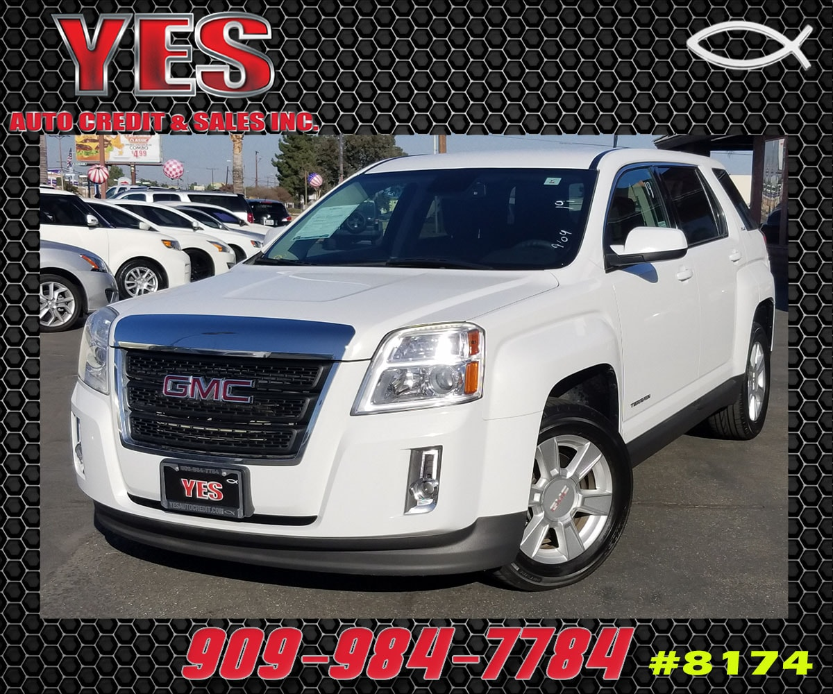 2012 GMC Terrain SLE-1 INTERNET PRICE Price does not include tax license fees accessories an