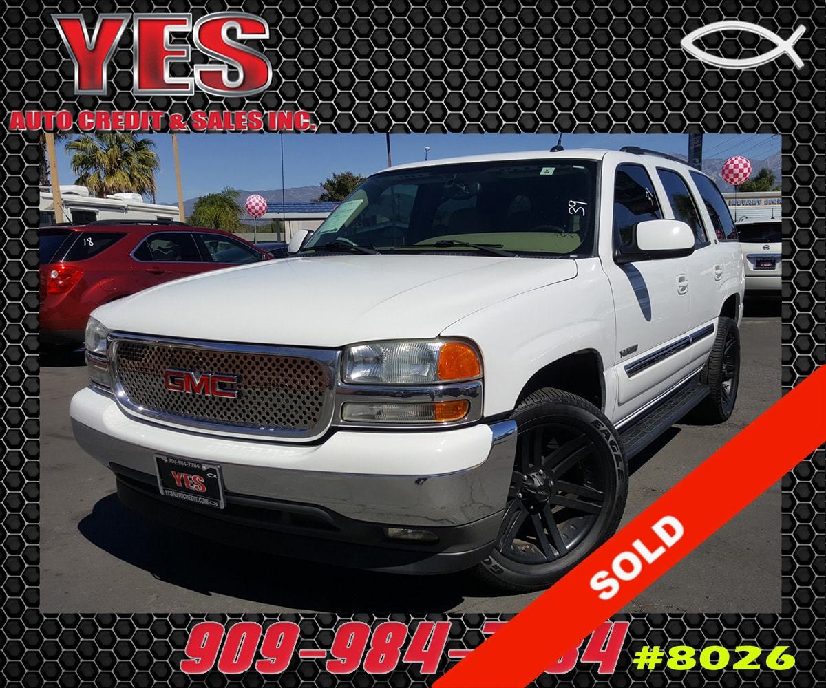 2005 GMC Yukon SLT INTERNET PRICE Price does not include tax license fees accessories and af