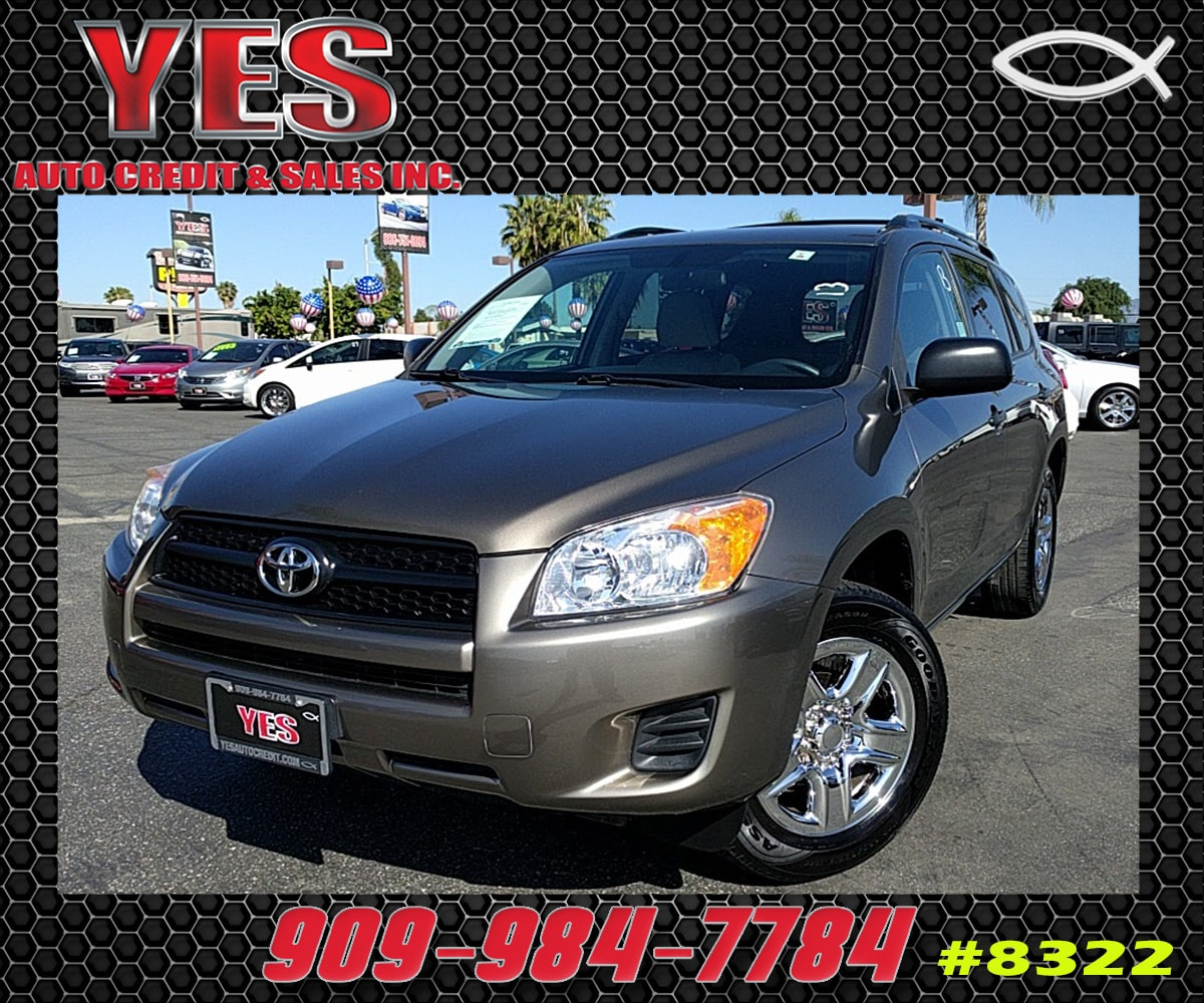 2011 Toyota RAV4 Base INTERNET PRICE Price does not include tax license fees accessories and