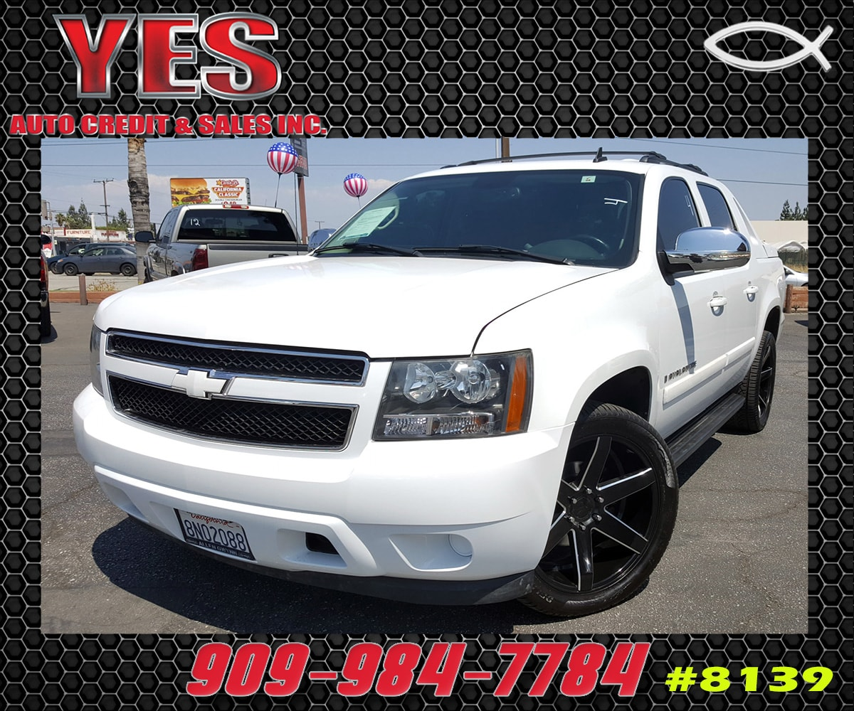 2007 Chevrolet Avalanche 1500 LT INTERNET PRICE Price does not include tax license fees acce