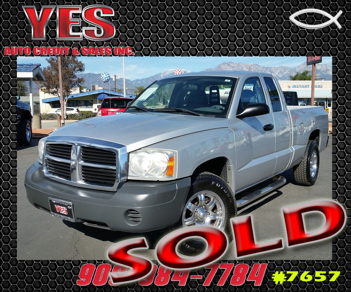 2006 Dodge Dakota ST MANAGER SPECIALPrice does not include tax licence fees accessories and afte