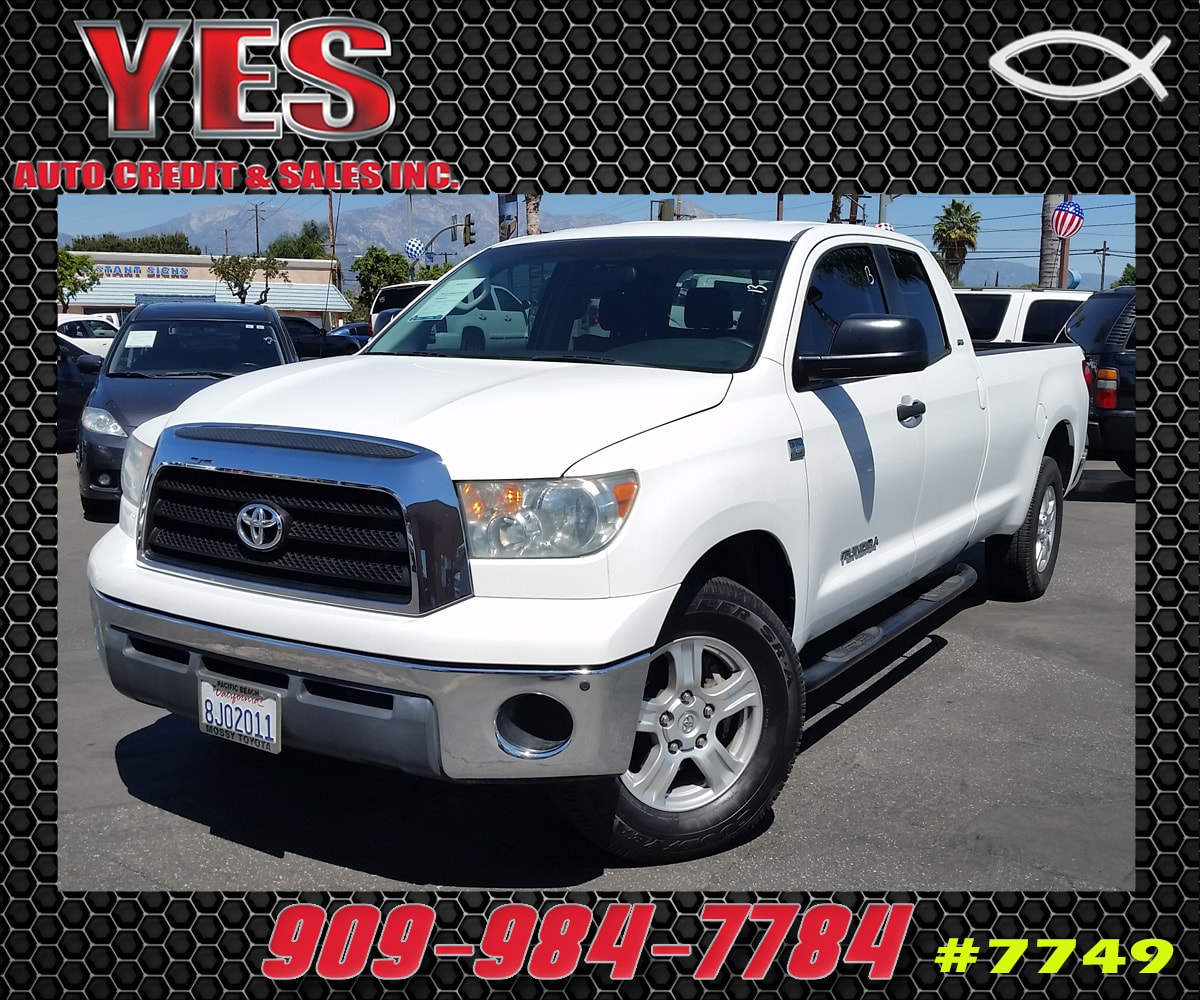 2007 Toyota Tundra SR5 47L V8 MANAGER SPECIALPrice does not include tax licence fees accessorie