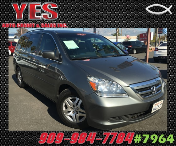 2007 Honda Odyssey EX-L INTERNET PRICE Price does not include tax license fees accessories a