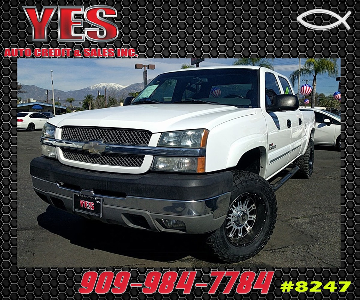 2004 Chevrolet Silverado 2500HD INTERNET PRICE Price does not include tax license fees acces