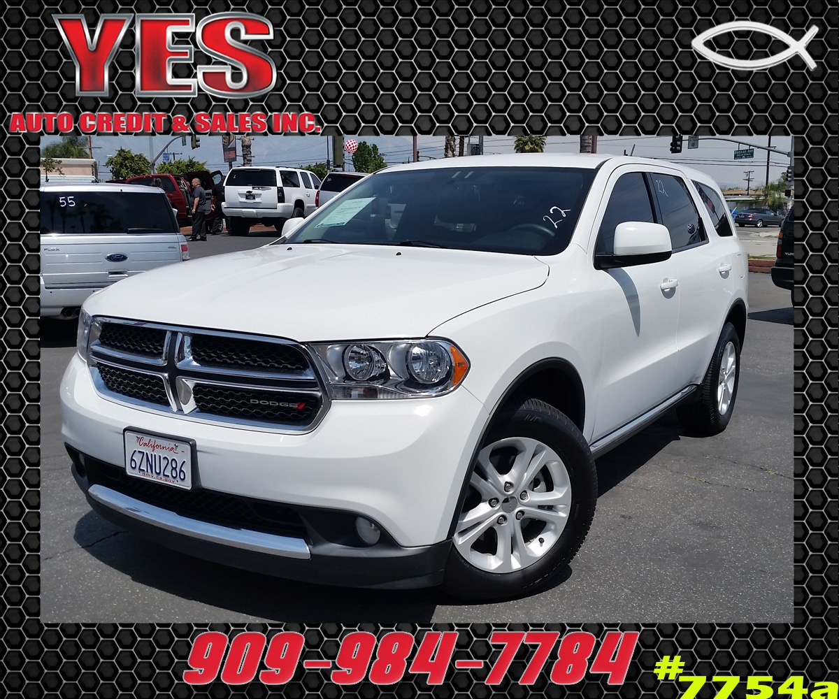 2013 Dodge Durango SXT MANAGER SPECIALPrice does not include tax licence fees accessories and af