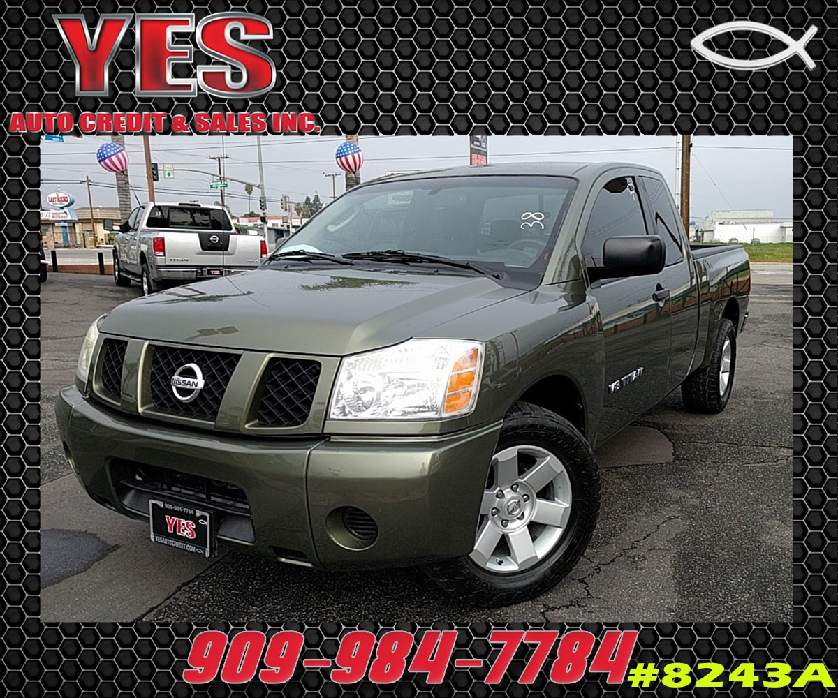 2005 Nissan Titan INTERNET PRICE Price does not include tax license fees accessories and aft