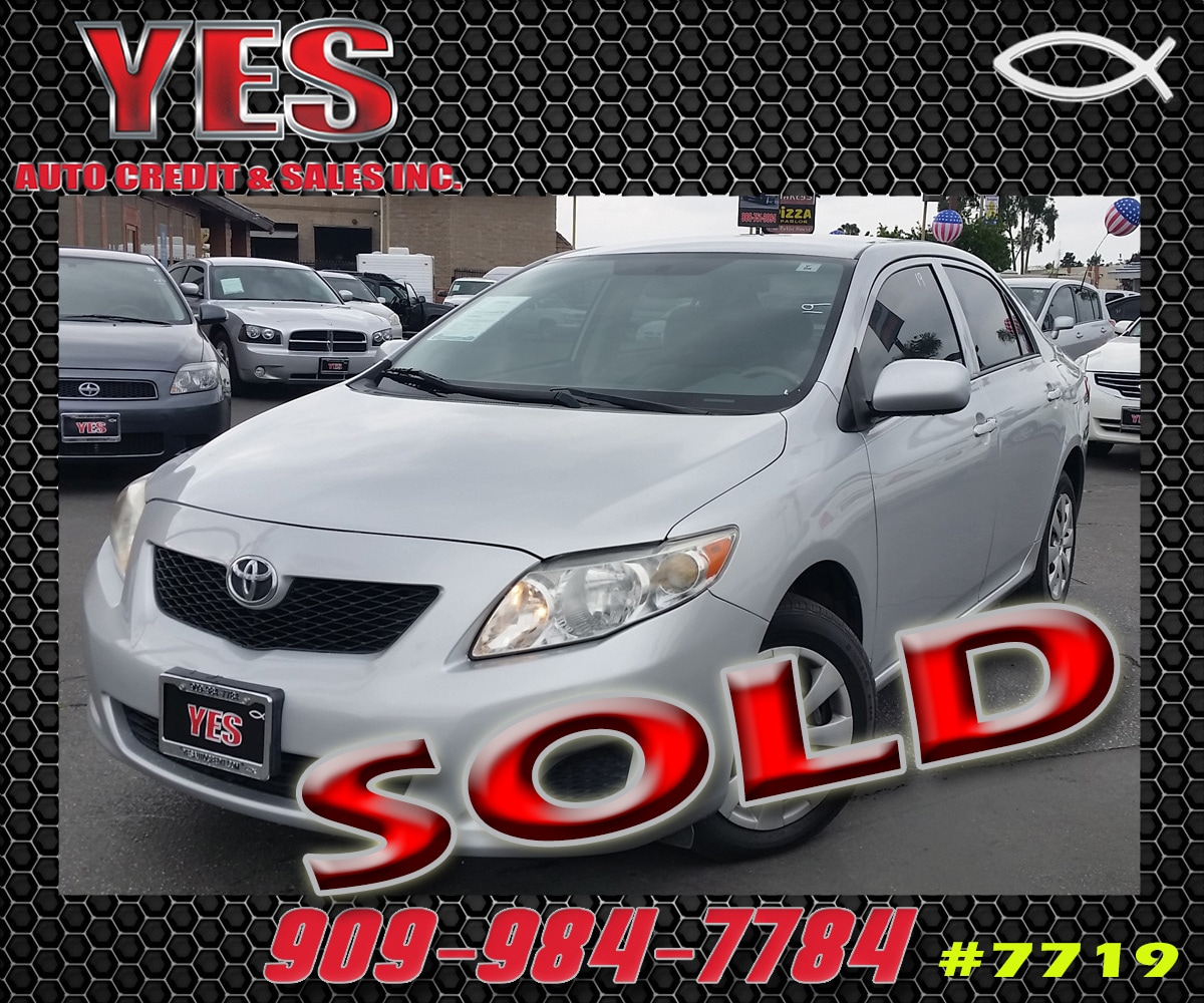 2009 Toyota Corolla Base MANAGER SPECIALPrice does not include tax licence fees accessories and