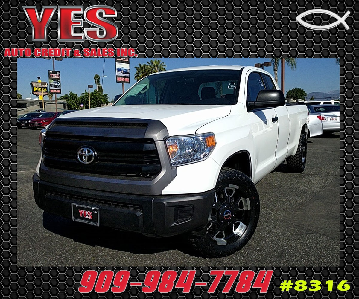 2014 Toyota Tundra SR 57L V8 INTERNET PRICE Price does not include tax license fees accesso