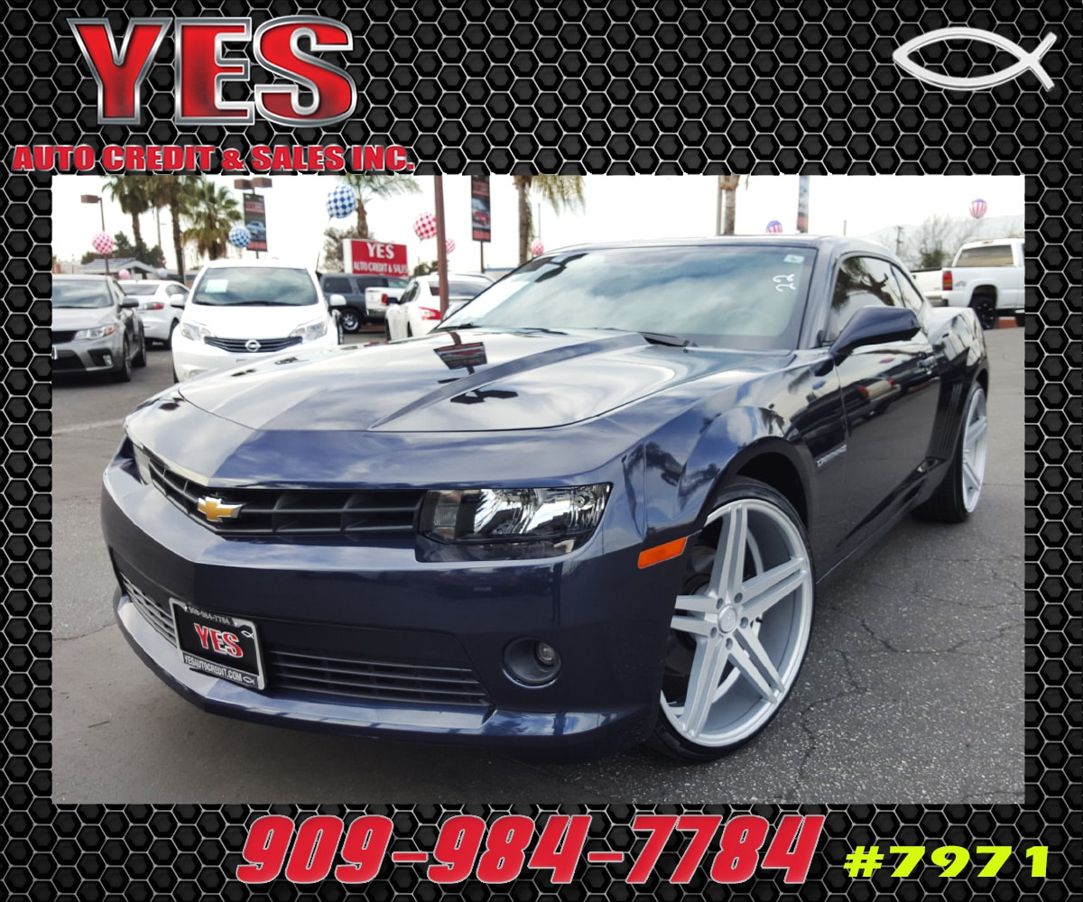 2014 Chevrolet Camaro LT INTERNET PRICE Price does not include tax license fees accessories