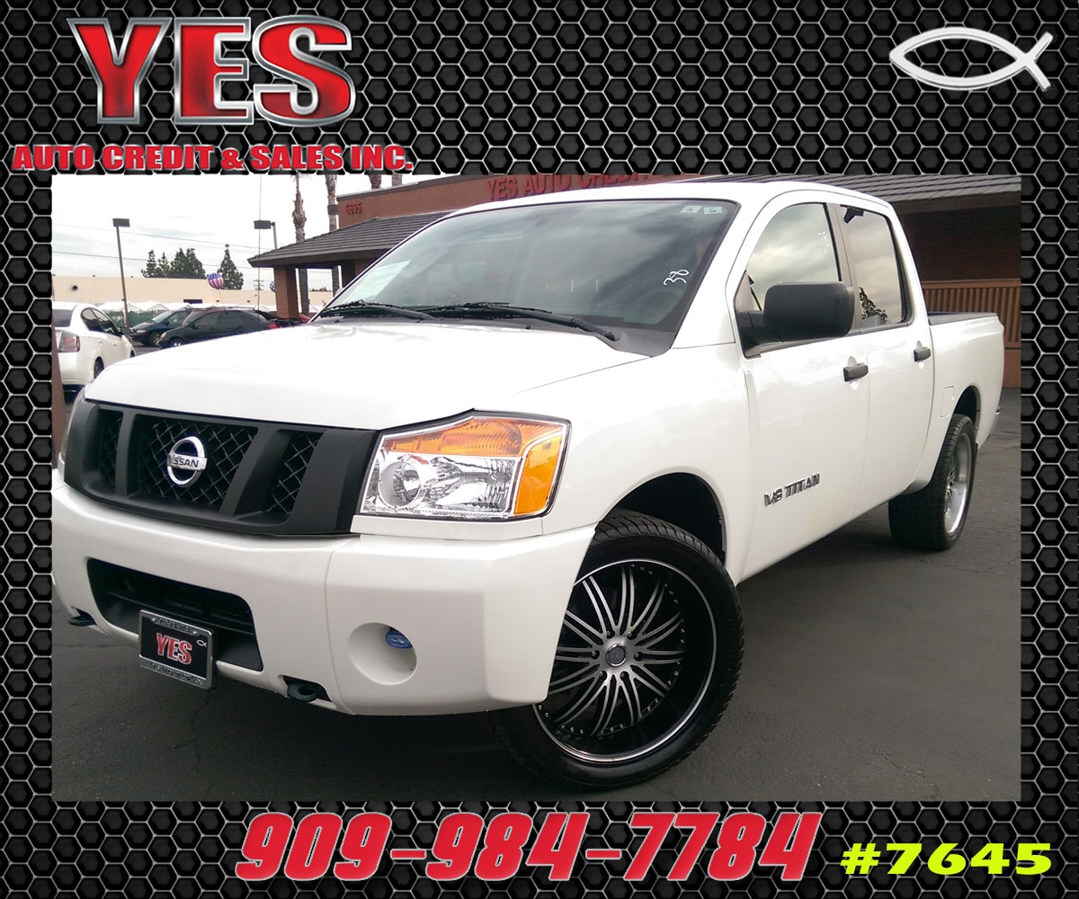 2009 Nissan Titan SE MANAGER SPECIALPrice does not include tax licence fees accessories and after