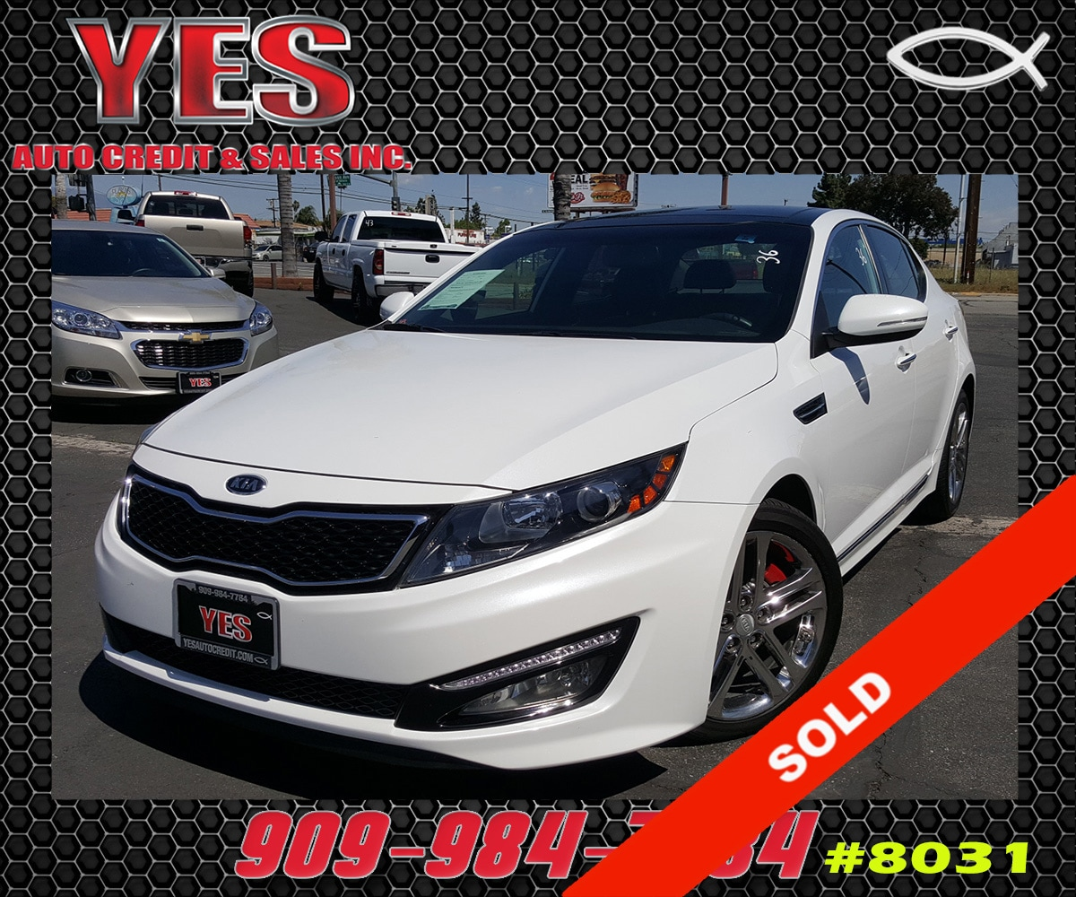 2012 Kia Optima SX A6 INTERNET PRICE Price does not include tax license fees accessories a