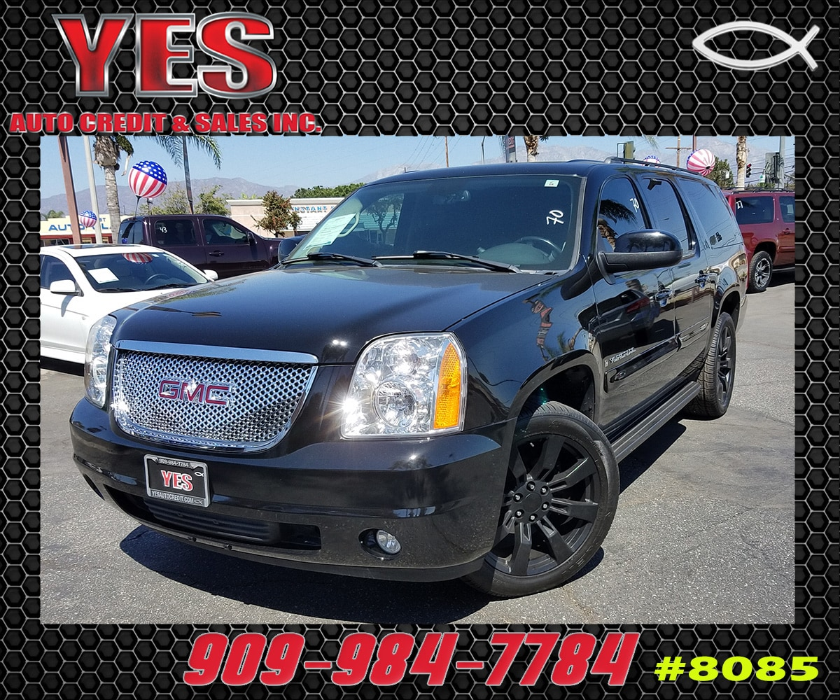2008 GMC Yukon XL 1500 SLT INTERNET PRICE Price does not include tax license fees accessorie